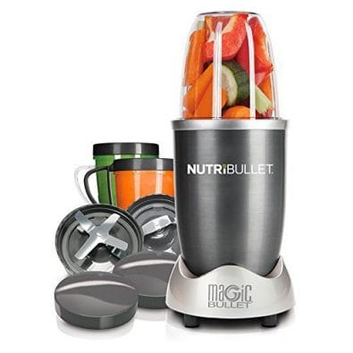 NutriBullet 12-Piece High-Speed Blender / Mixer
