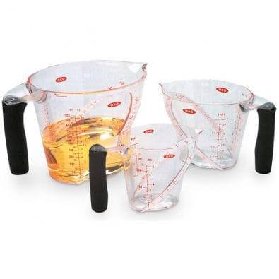 3-Piece Angled Measuring Cups