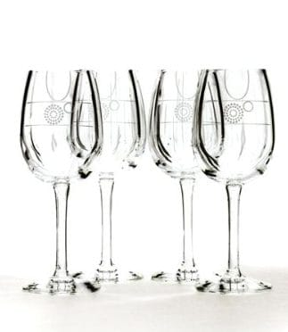 7-Piece Portion Control Wine Glasses