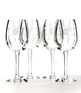 7-Piece Portion Control Wine Glasses