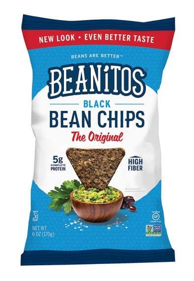 Black Bean Chips Sea Salt
