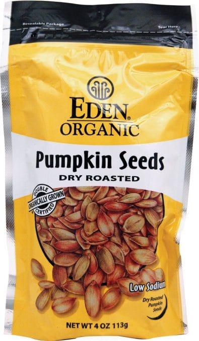 Pumpkin Seeds Dry Roasted