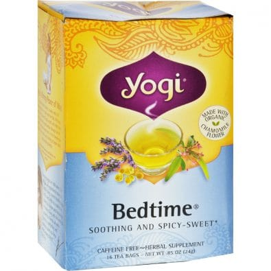 Yogi Chamomile Bedtime Herbal Tea