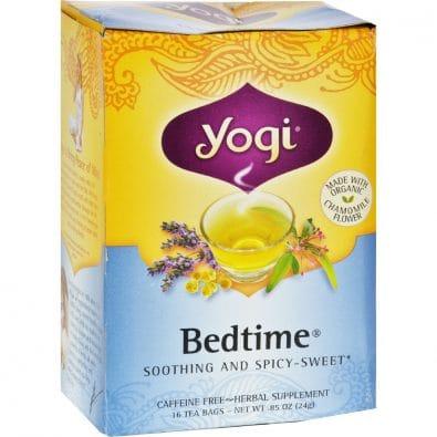 Yogi Chamomile Bedtime Herbal Tea