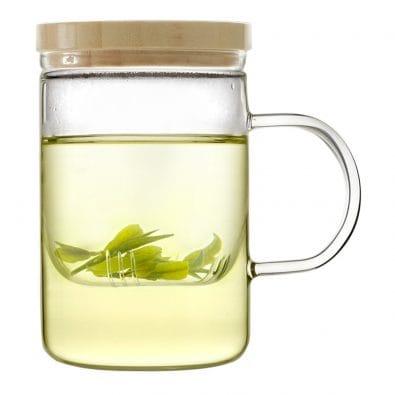 Brewing Tea Cup Teapot