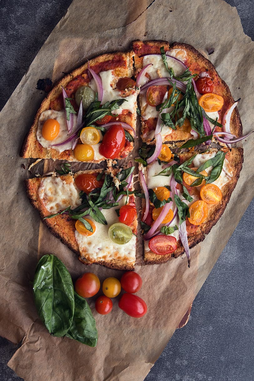 cauliflower pizza pin
