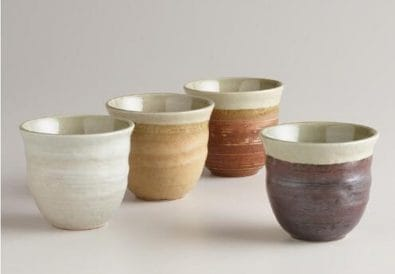 Ceramic Tea Cups