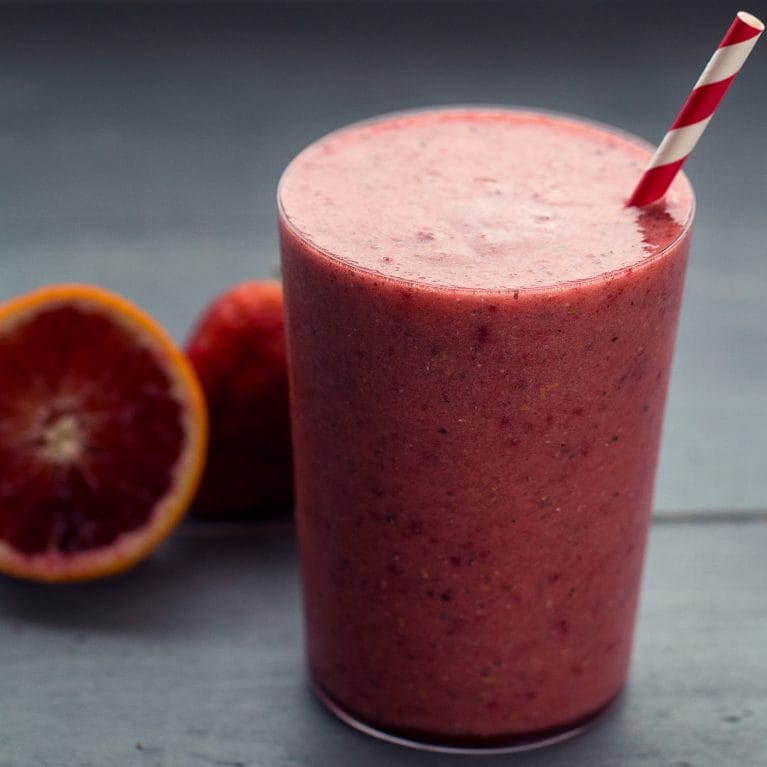 Fat Burning Berry Smoothie