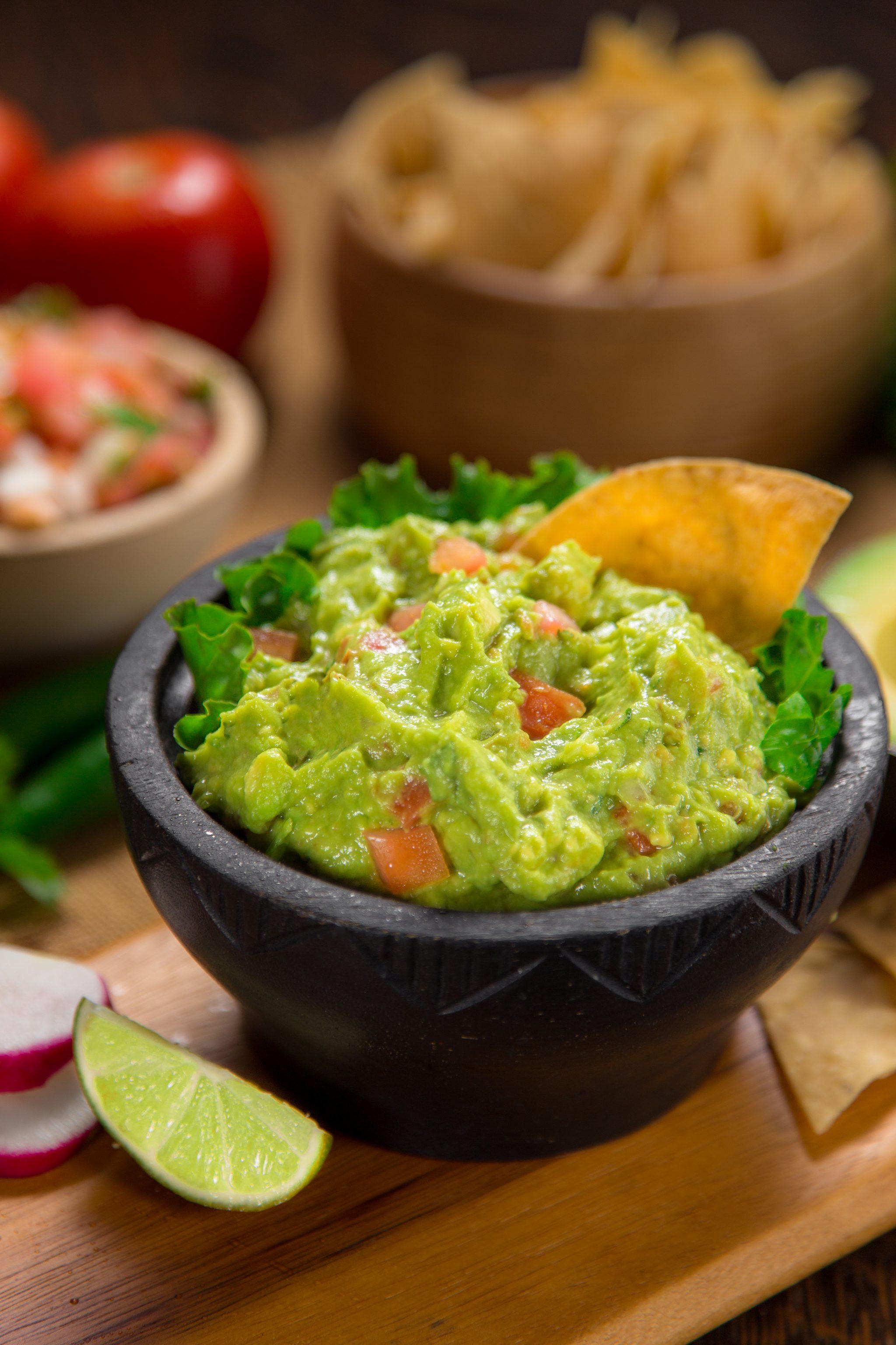 easy guacamole pin