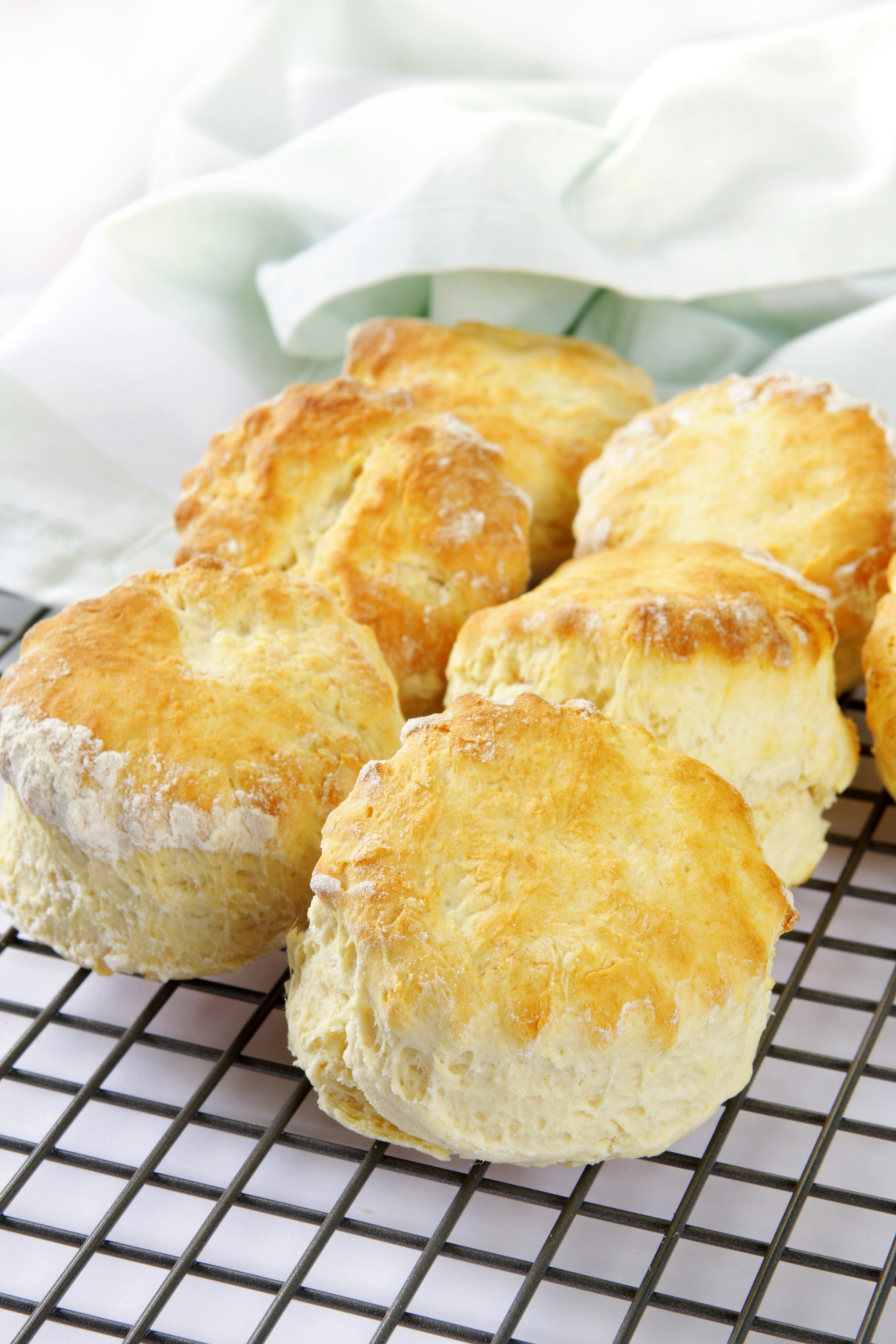 easy skinny biscuits pin
