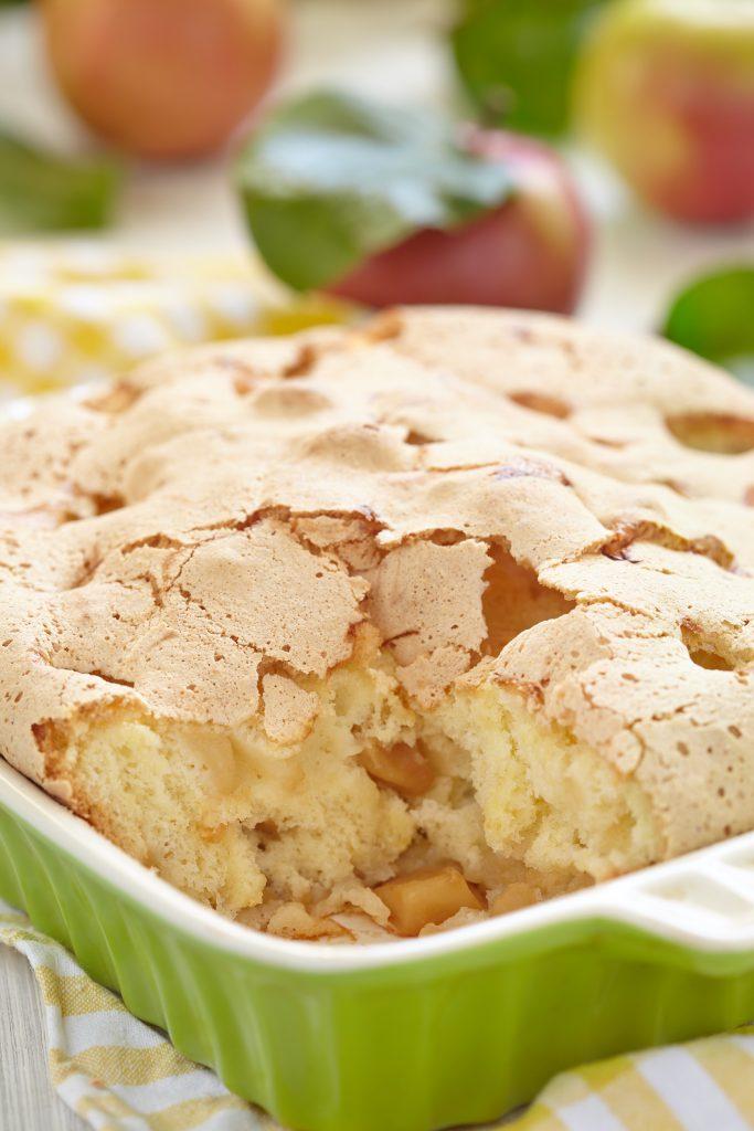 WW Skinny Apple Cake