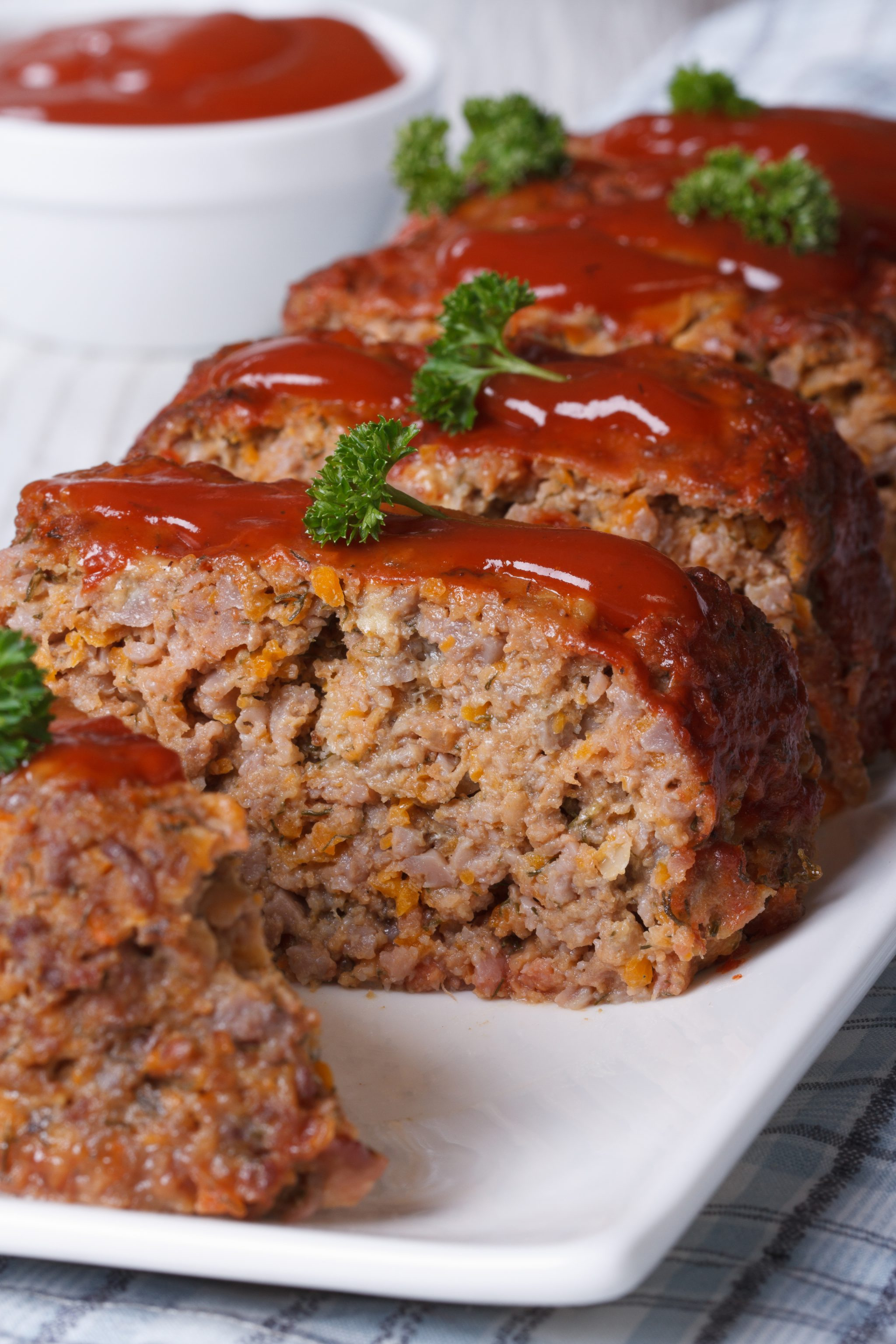 Classic Meatloaf  pin