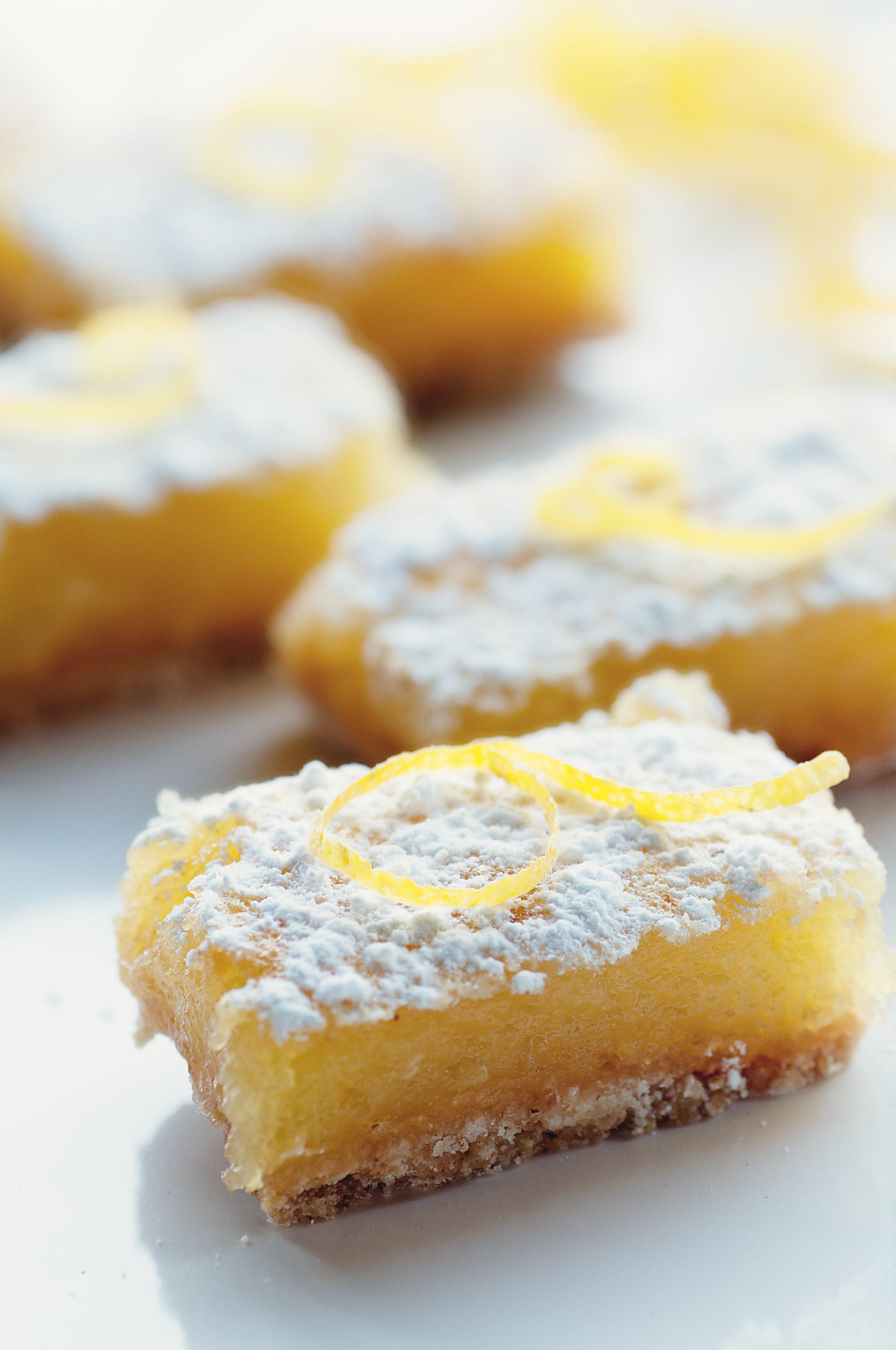 Weight Watchers Lemon Brownies