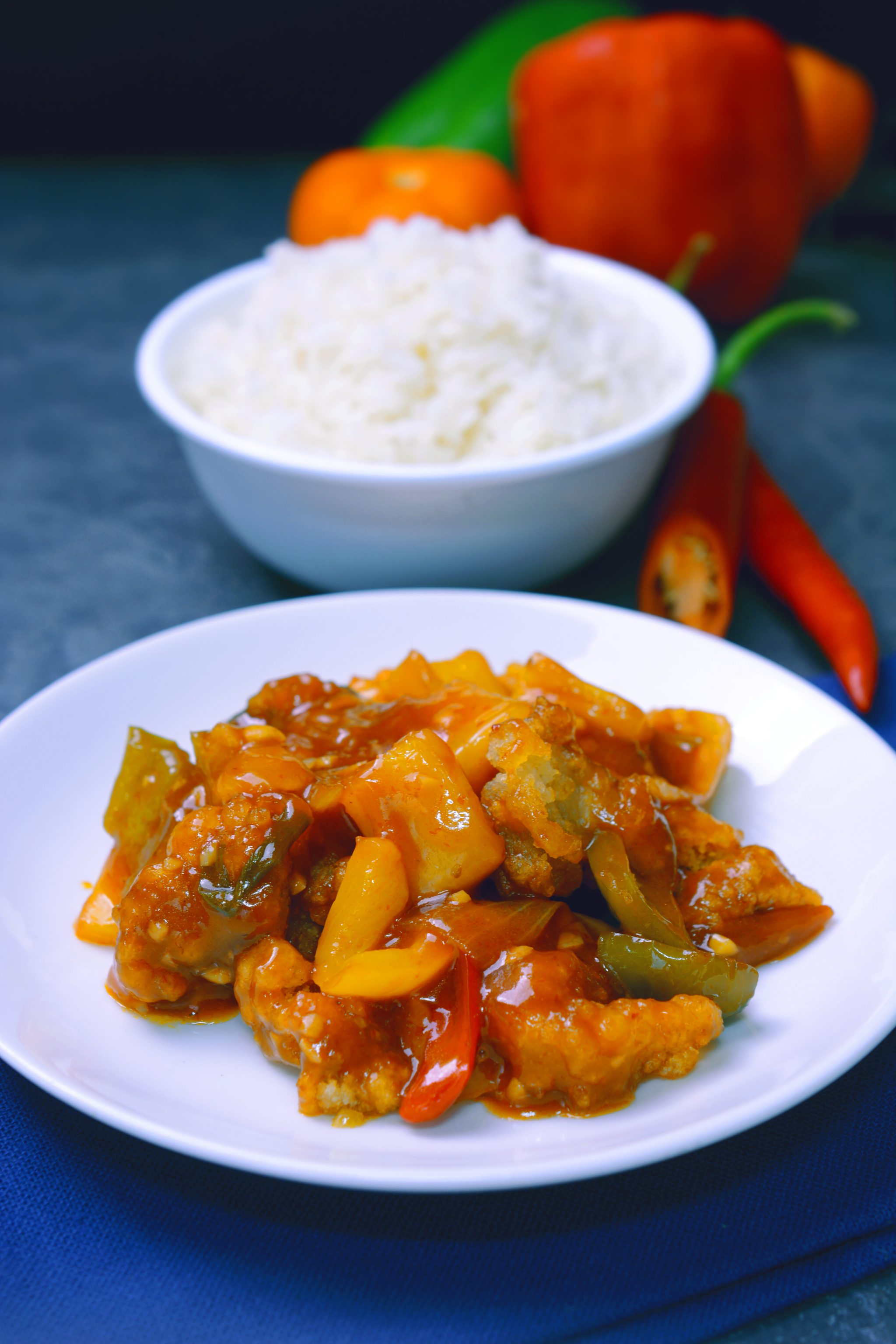 Skinny Sweet And Sour Pork Slenderberry