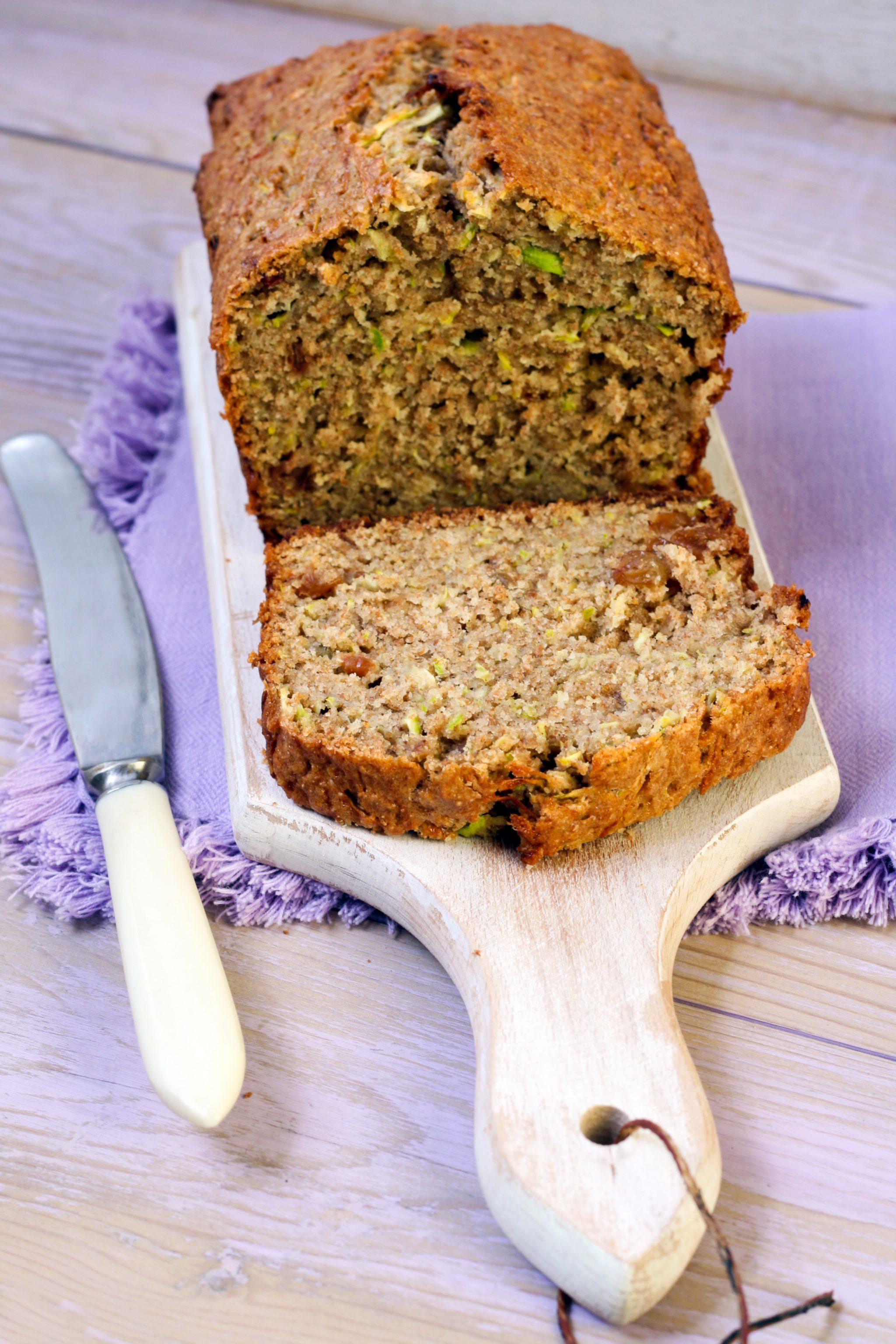 zucchini bread pin